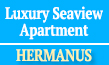 Luxury Seaview Apartment in Hermanus